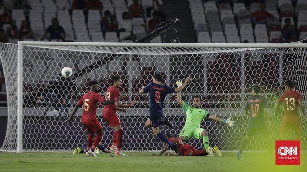 Timnas Indonesia Jadi Lumbung Gol di Kualifikasi Piala Dunia