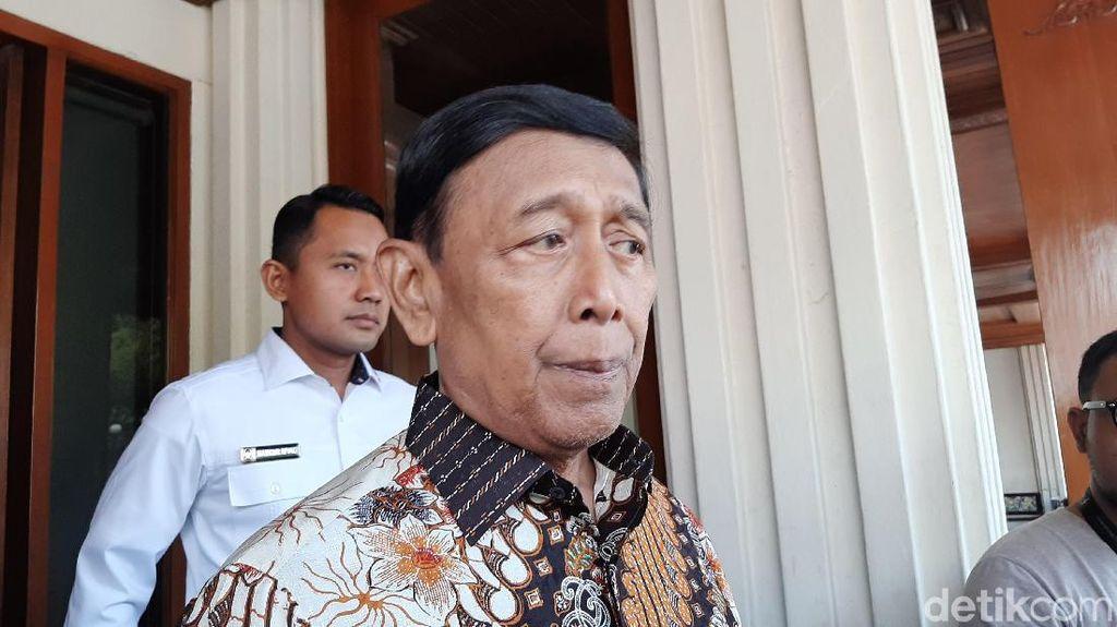 Bertemu KPI, Wiranto: Semangatnya Menjaga Keutuhan NKRI
