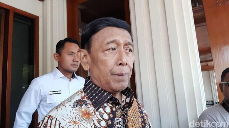 Polisi: Penusuk Wiranto Menerobos Penjagaan
