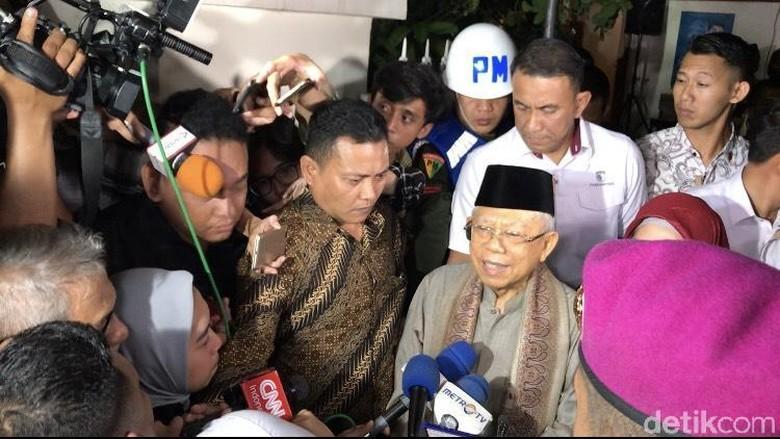 Maruf Amin: BJ Habibie Beri Investasi Kemanusiaan Tinggi untuk Bangsa