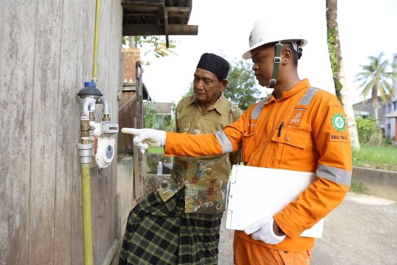 Respons Keluhan di Mojokerto, PGN: Harga Sesuai Ketentuan dan Regulasi