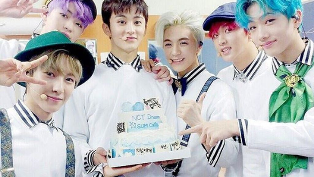 Pertama Kali ke Indonesia, NCT Dream: Mantul!