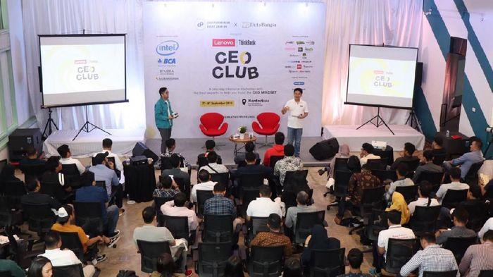 Foto: Dok. Lenovo CEO Club