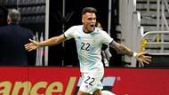 Lautaro Martinez: Hat-trick untuk Argentina Tak Bisa Terjadi Setiap Saat