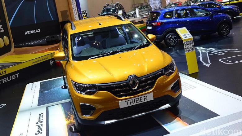 Renault Triber Foto: Ari Saputra