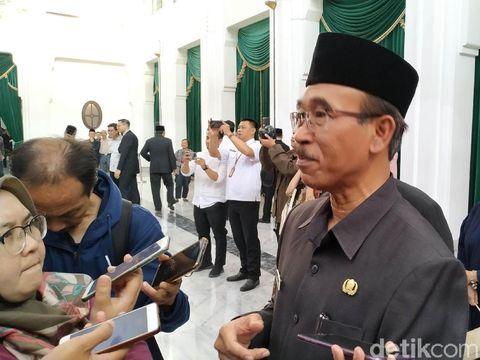 Ridwan Kamil Minta Dauh Ahmad Segera Bentuk Pansel Sekda Jabar