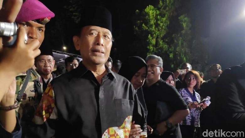 Kenangan Wiranto soal Sidang Istimewa BJ Habibie