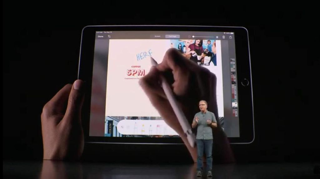 iPad Generasi 7, Tablet Anyar Apple Harga Rp 4 Jutaan