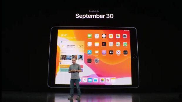 Kejutan! Apple Umumkan iPad Anyar