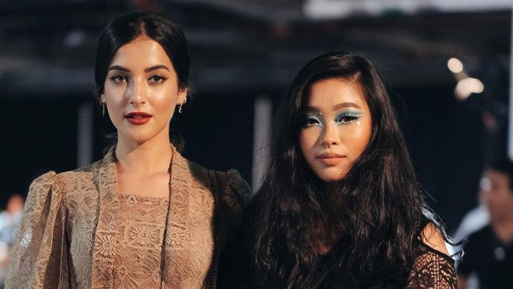 Tasya Farasya Pamer Kebaya Indonesia di New York Fashion Week