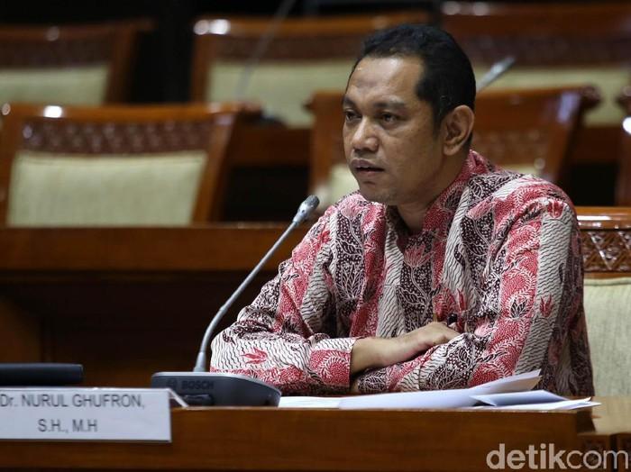 Komisi III DPR hari ini memulai uji kepatutan dan kelayakan (fit and proper test) bagi calon pimpinan KPK. Salah satu yang diuji adalah Nurul Ghufron.
