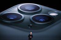 Apple iPhone Kini Menjadi Perusahaan Kamera