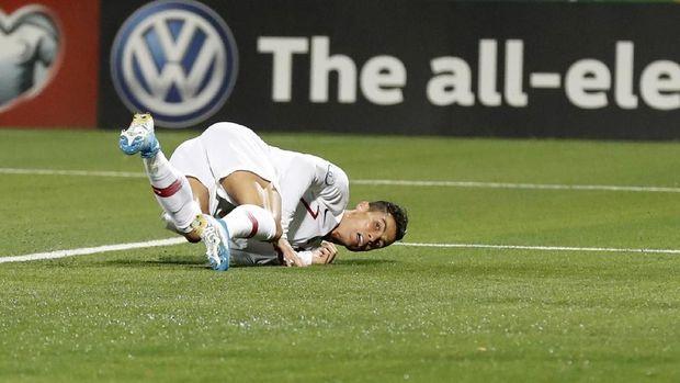 Cristiano Ronaldo bakal diandalkan Portugal untuk menghadapi laga kualifikasi Piala Eropa.