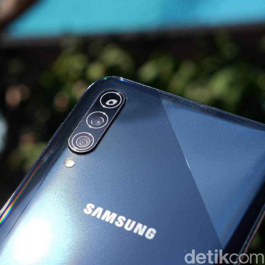 Bocoran Teknologi Kamera Baru di Galaxy S11