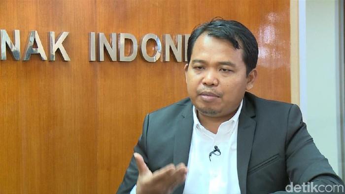 Ketua KPAI Dr Susanto MA