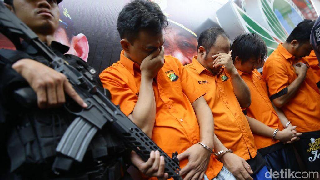 Polda Metro Jaya Ungkap Kasus Penyalahgunaan Narkoba