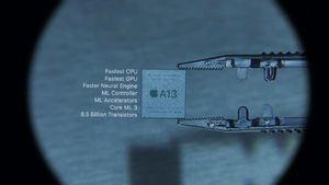Mengenal Chip A13 Bionic yang Dipakai di iPhone 11
