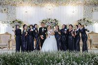 Viral Pernikahan Kpopers Indonesia Bertema BTS, Bikin Gemas Para Army