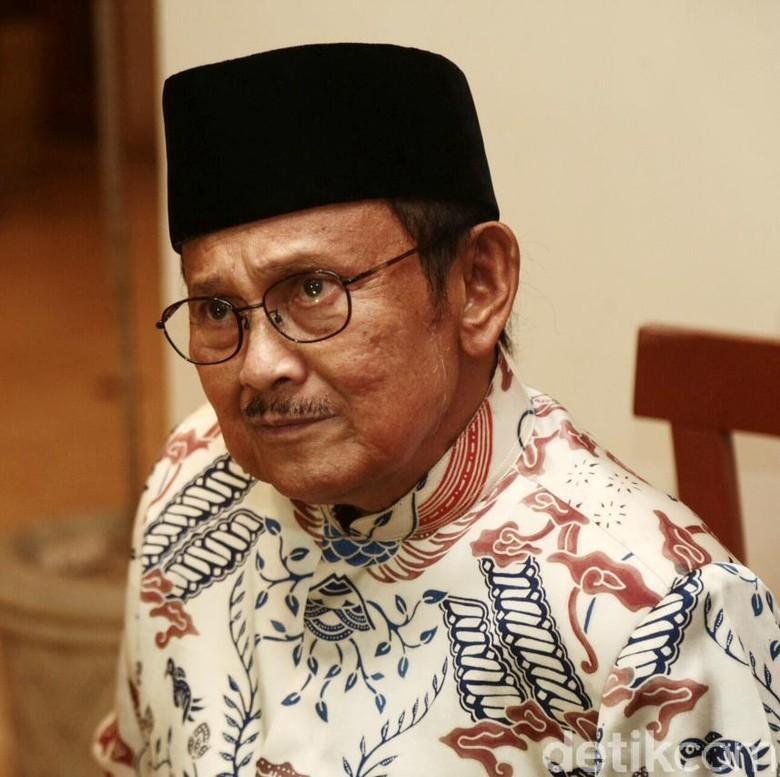Nama Bj Habibie akan Diabadikan Jadi Gedung di FTI UMI Makassar