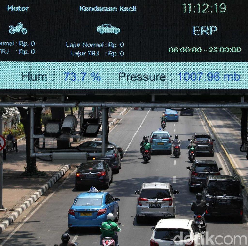 Kadishub DKI: Lelang ERP Digelar 2020, Operasional Paling Lambat 2021
