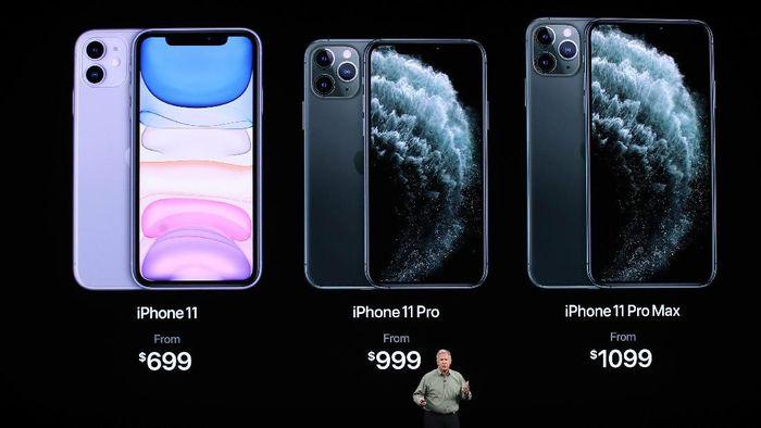 Apple Rilis iPhone 11