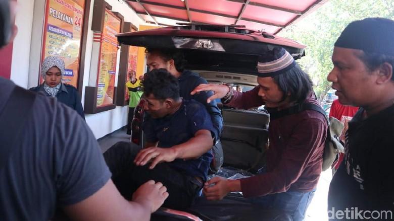 5 Pembobol Minimarket Dibekuk, Juga Dihadiahi Timah Panas di Kaki