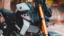 Menjajal Motor Naked MT-Series dengan Mesin Terkecil, Yamaha MT-15