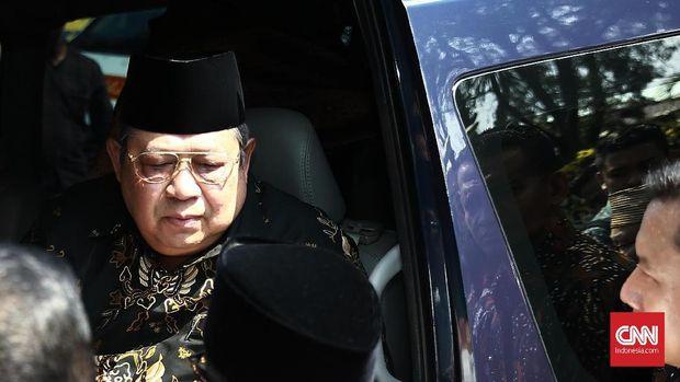 Presiden keenam RI SBY kerap jadi sasaran kritik Fadjroel.