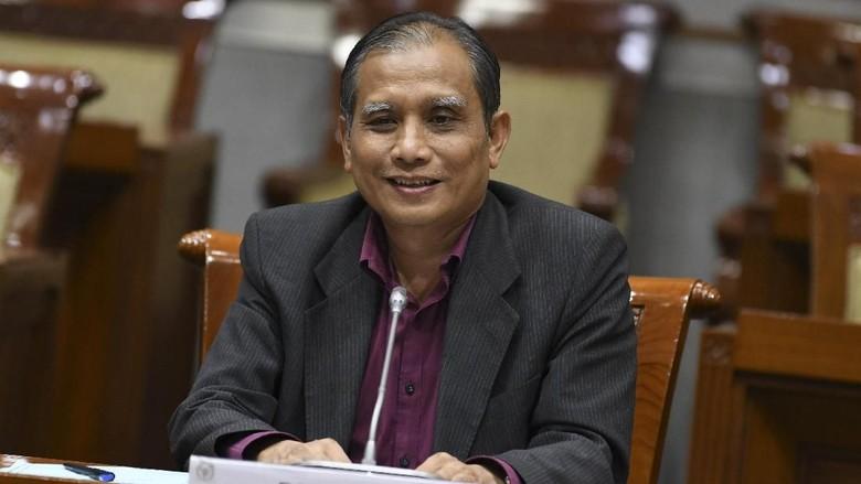 Capim KPK Roby Arya Diuji Komisi III