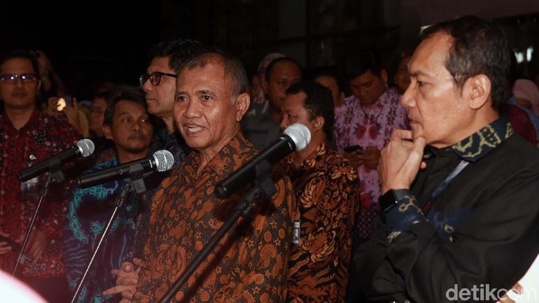 Ketua KPK: Kami Serahkan Tanggung Jawab Kelola KPK ke Presiden