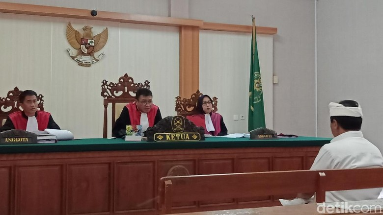 Eks Wagub Bali Sudikerta Didakwa Tipu Bos Maspion Rp 149 Miliar
