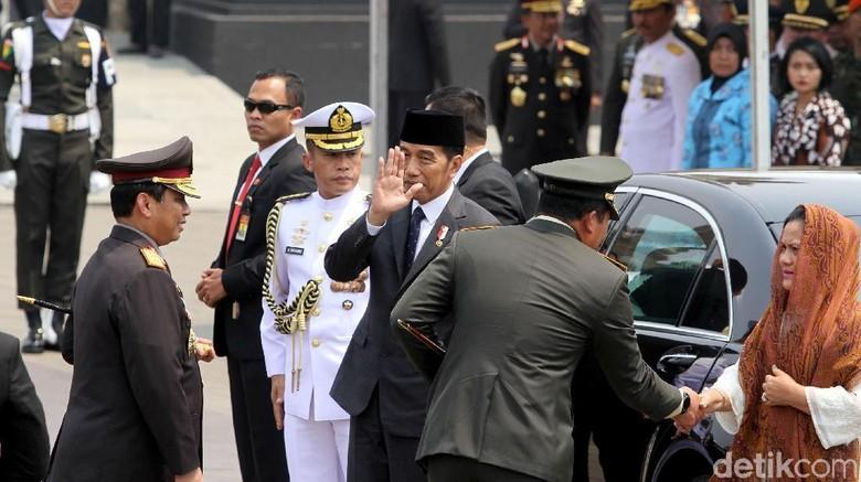Para Tokoh Nasional yang Hadir di Pemakaman Habibie
