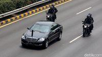 Jokowi dan Maruf Kok Belum Pakai Mobil Dinas Baru saat Pelantikan?