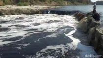 Parah! Sungai Bengawan Solo Tercemar Limbah