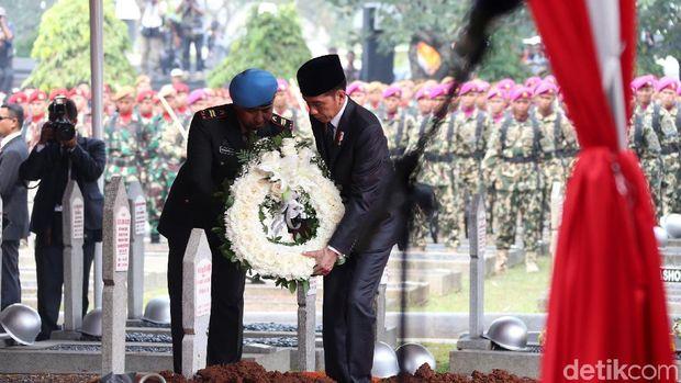 Pemakaman Habibie /