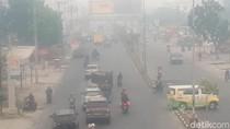 Tagihan Listrik Warga Riau Bengkak Gara-gara Kabut Asap