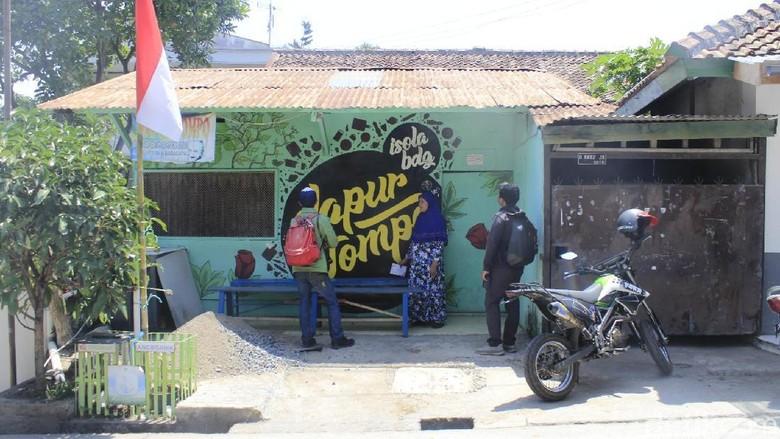 Dapur Jompo (Yudha Maulana/detikTravel)