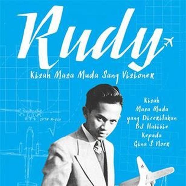 Mengenang BJ Habibie Lewat Buku Rudy, Kisah Masa Muda Sang Visioner