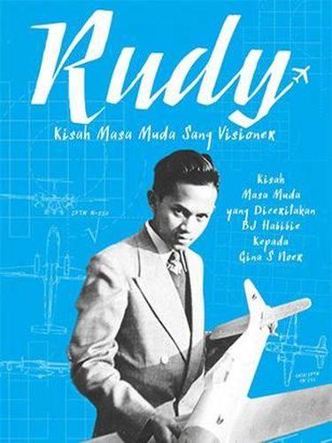 Buku biografi BJ Habibie 'Rudy: Kisah Masa Muda Sang Visioner'