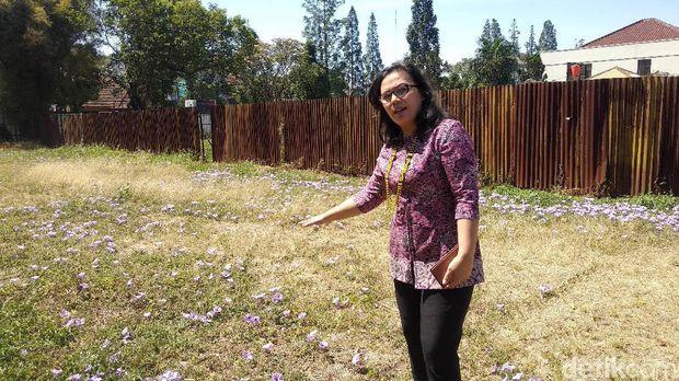 Jejak Habibie di SMAK Dago Bandung yang Sudah Rata dengan Tanah