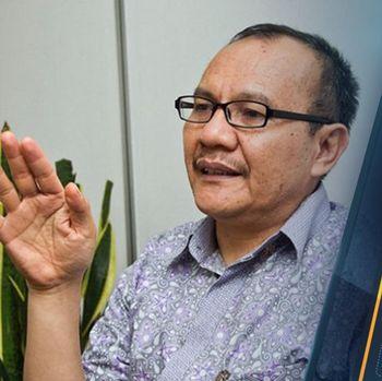Ketua Satgas, Tongam L. Tobing (CNBC Indonesia)
