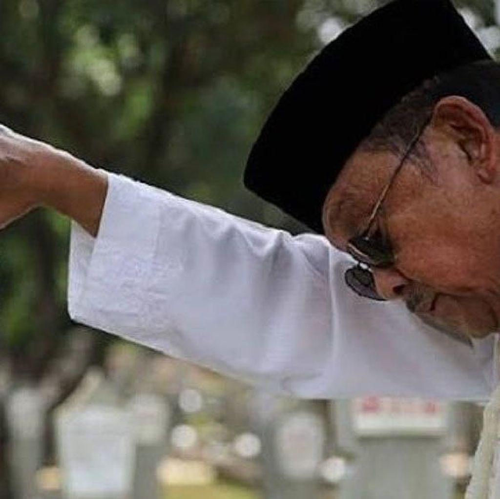 Doa Ketika Sedih yang Biasa Dibaca Almarhum BJ Habibie