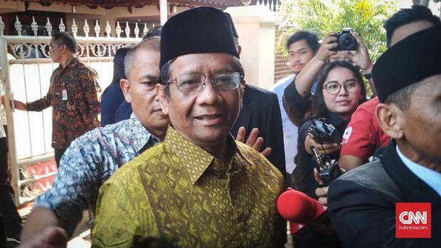 Integritas Habibie di Mata Mahfud MD dan Wakil Ketua KPK