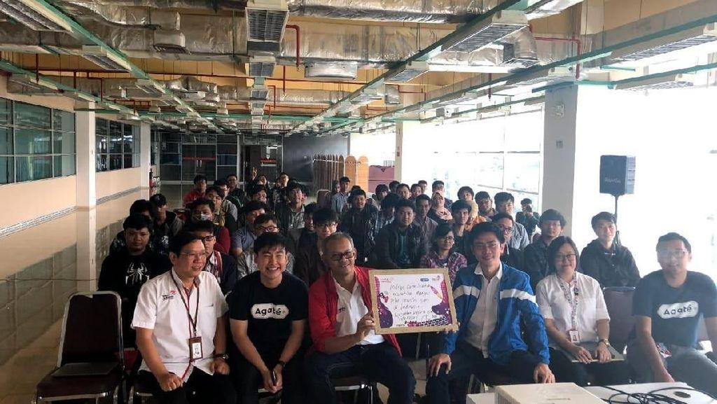 10 Tim Startup Game Akan Digembleng Telkom Selama 3 Bulan