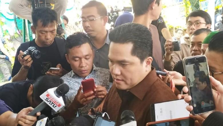 Erick Thohir Kenang Pesan BJ Habibie soal Godaan Jabatan