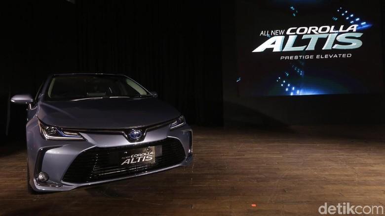 All New Corolla Altis Hybrid Foto: Toyota