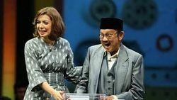 Najwa Shihab: Habibie Adalah Cinta