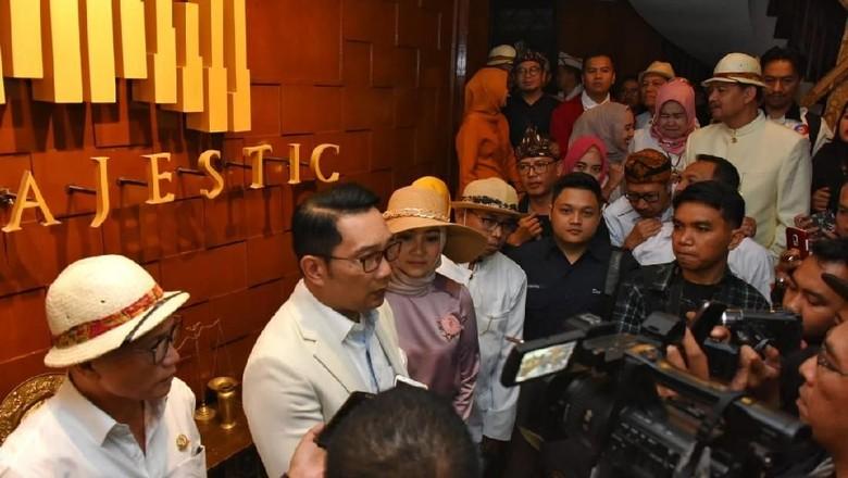 BJ Habibie Wafat, Ridwan Kamil Kehilangan Sosok Inspirator