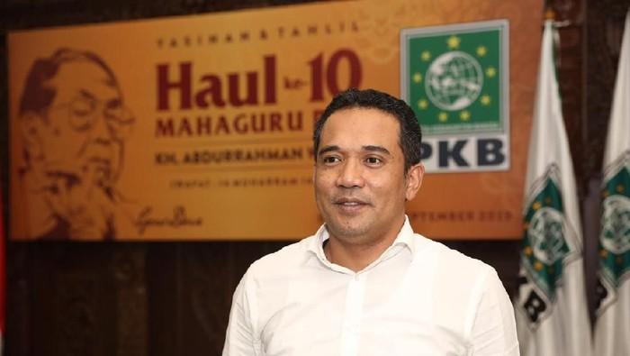 Ketua DPP PKB Ahmad Iman