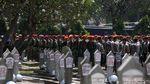 TNI-Polri Bersiaga Jelang Pemakaman BJ Habibie di TMP Kalibata